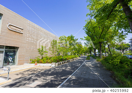 名古屋市北区都市風景 名城公園入口 トナリノ 40255992