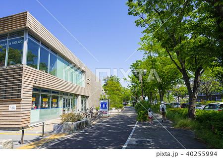 名古屋市北区都市風景 名城公園入口 トナリノ 40255994
