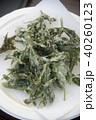 新茶の天ぷら 40260123