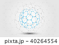 Global network connection cyber technology 40264554