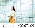 ビジネスウーマン 女性 人物の写真 40267109
