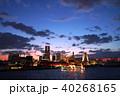 横浜 みなとみらい 赤レンガ倉庫の写真 40268165