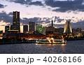横浜 みなとみらい 赤レンガ倉庫の写真 40268166