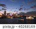 横浜 みなとみらい 赤レンガ倉庫の写真 40268169