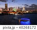 横浜 みなとみらい 赤レンガ倉庫の写真 40268172