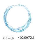 ウォーター 水 水分のイラスト 40269728