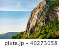 cliffs of Trascau mountains canyon 40273058
