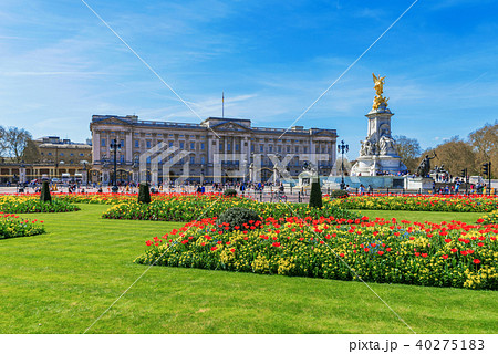 View of Buckingham Palace 40275183