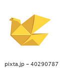 鳩 鳥 ハトのイラスト 40290787