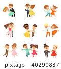 マンガ 漫画 ダンスのイラスト 40290837