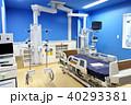 病院ICU 40293381