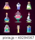 ベクトル ガラス ガラス製のイラスト 40294567