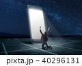 フォン 電話 携帯電話の写真 40296131