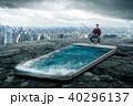 フォン 電話 スマホの写真 40296137