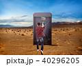 フォン 電話 スマホの写真 40296205