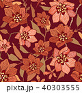 Floral seamless pattern. Flower background 40303555