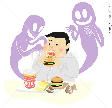 過食症 〜忍び寄る病魔〜 40303846