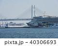 ノルウェージャンジュエル 横浜港 晴れの写真 40306693