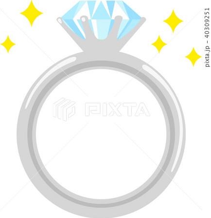 ダイヤモンドの指輪 40309251