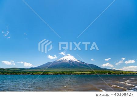 富士山 山中湖 40309427