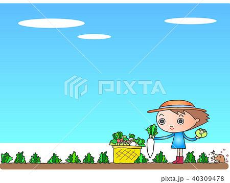 農業体験.1 40309478