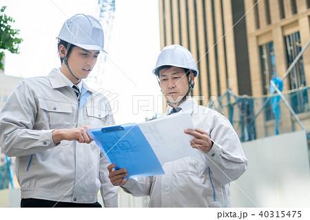 作業員 ビジネスマン 40315475