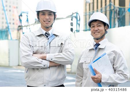 作業員 ビジネスマン 40315486