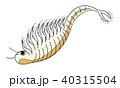 シーモンキー アルテミア キャラクター 横向き 40315504