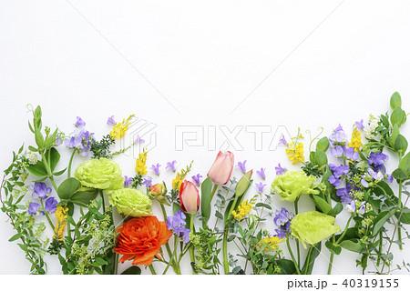 春の花 背景素材 40319155