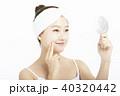 女性 若い女性 アジア人の写真 40320442