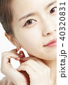 女性 ポートレートシリーズ ドレスアップ 40320831