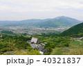 湯布院 湯布院盆地 由布岳の写真 40321837