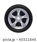 ホイール 車輪 輪のイラスト 40321840