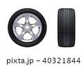 ホイール 車輪 輪のイラスト 40321844