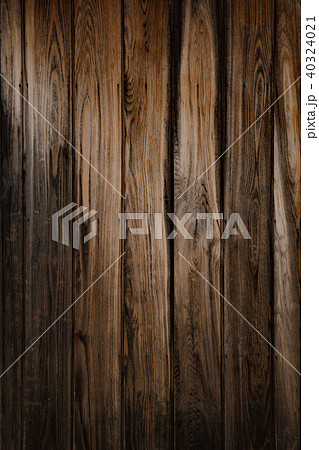 古い木目の板 40324021