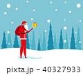 クリスマス プレゼント 贈り物のイラスト 40327933