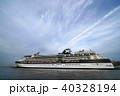 大型客船 豪華客船 客船の写真 40328194