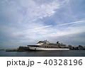大型客船 豪華客船 客船の写真 40328196