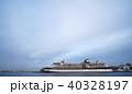 大型客船 豪華客船 客船の写真 40328197