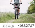 自転車 サイクリスト サイクリングの写真 40332787
