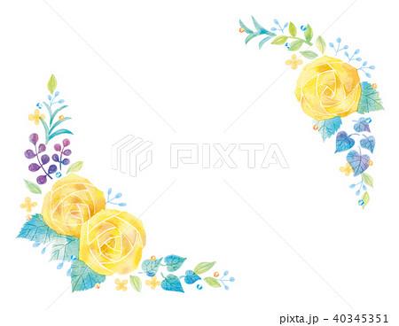 花のイラスト 40345351