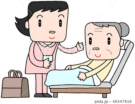 寝たきり介護.2 40347816