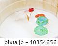 金魚 浮き草 淡水魚の写真 40354656