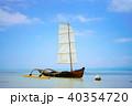 ボート 船 海の写真 40354720
