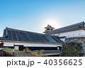 高知城 城 天守閣の写真 40356625