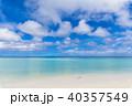 夏 海 ビーチの写真 40357549