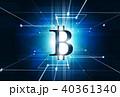 ビットコイン ビジネス 商売のイラスト 40361340
