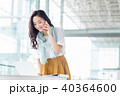 電話 ビジネス スマートフォンの写真 40364600