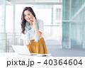 電話 ビジネス スマートフォンの写真 40364604