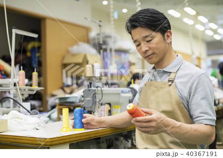 紡績工場 40367191
